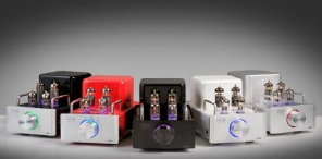 Glow Audio Hand built tube amplifiers